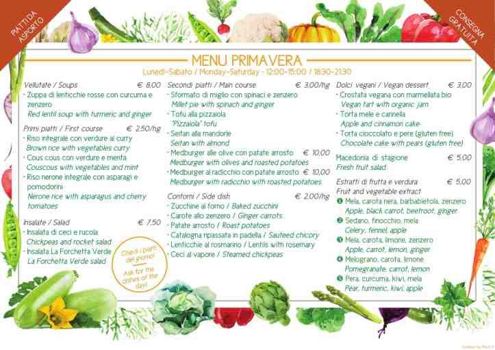 menu A4 - prova
